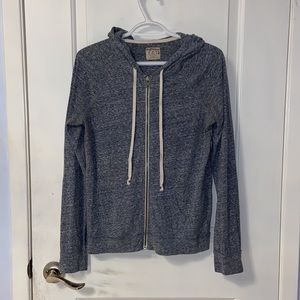 American Eagle Light Weight Zip Up